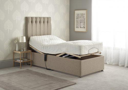 Clarissa Electric Adjustable Bed